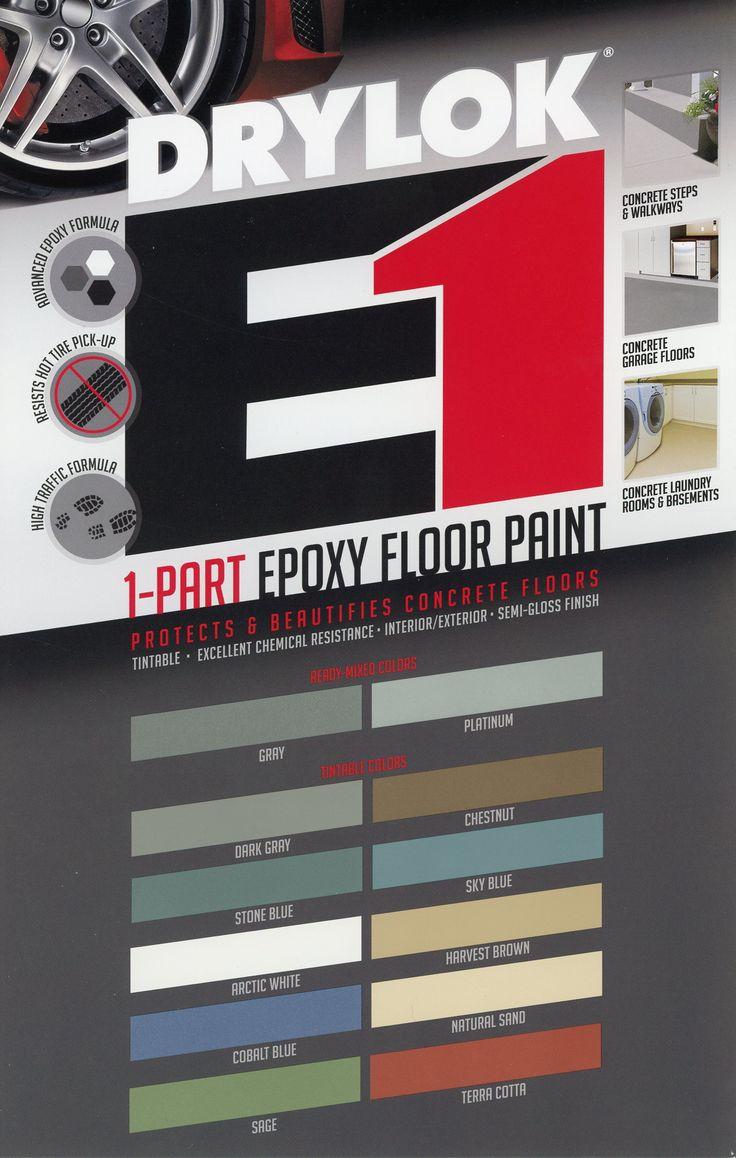 Drylok Garage Floor Paint Colors Ppi Blog