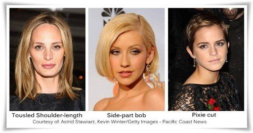 Best hairstyles for Oval Face Shape