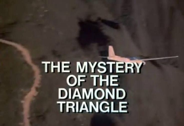 Nancy Drew - The Mystery of the Diamond Triangle - Title Credit
