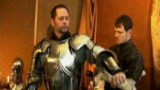 film aankleden ridder