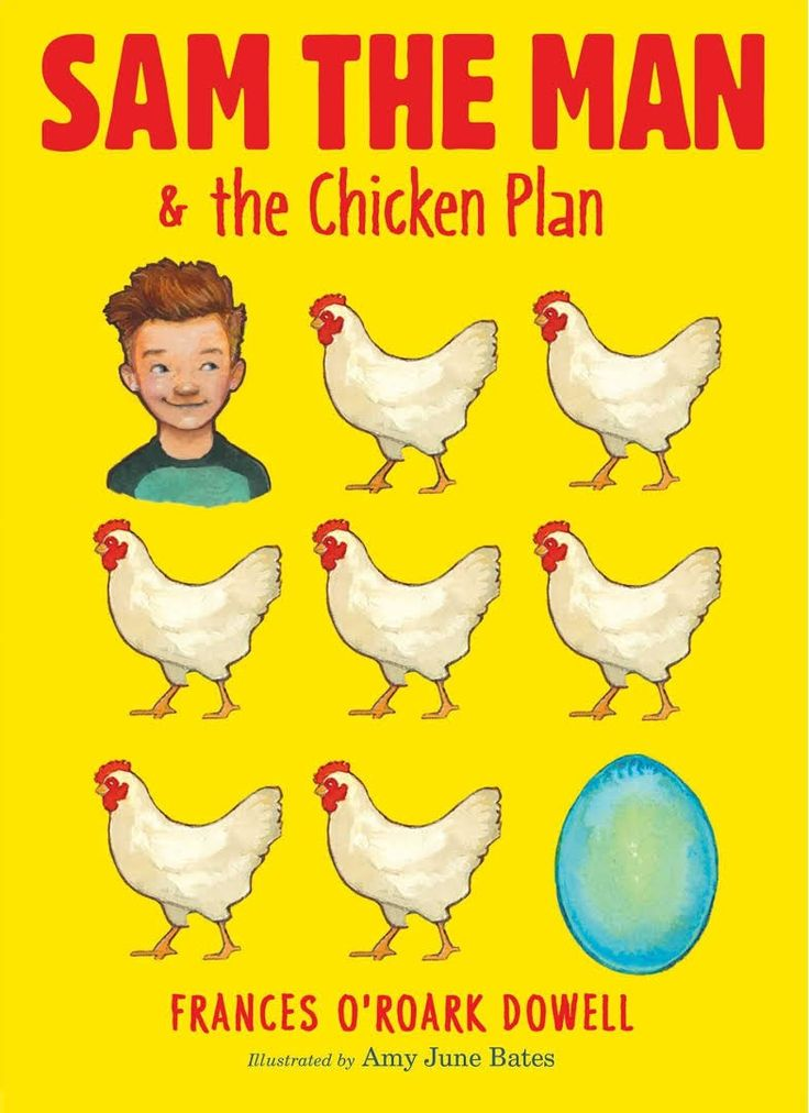 When seven-year-old Sam Graham, eager for some spending money, volunteers to look after a neighbor's chickens, the experience inspires him to get his own chicken--a special bird named Helga. (Grades: 1-3) Call number: PZ7.D75455 Sam 2016