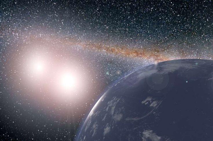 Simulaties tonen aan dat het op zo'n planeet best aangenaam kan zijn.Lang was een planeet met twee sterren iets uit sciencefiction-films. In Star Wars ziet Luke Skywalker op een dergelijke planeet …