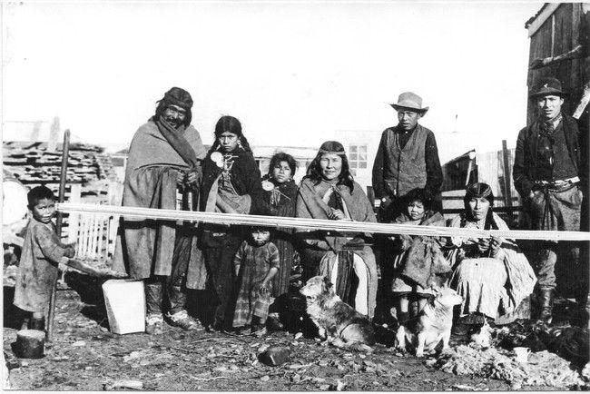 Chapitre 29 - Les Indiens Tehuelches