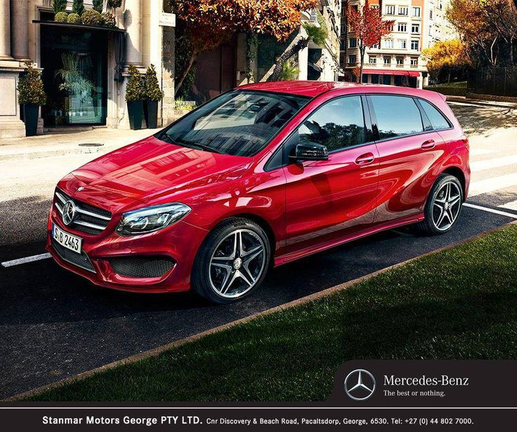 Wherever you go in the #MercedesBenz B-Class, you go in style. Contact #TeamStanmar on 044 802 7000 for more information or to book a test drive.