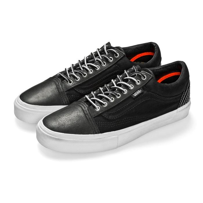 Carhartt X Vans Syndicate Old Skool Black