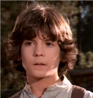 """Matthew Labyorteaux as Albert Ingalls from """"Little House on the Prairie."""