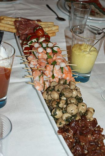 Yes, I can copy this without a recipe! tapas