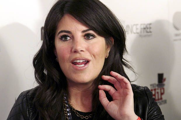 """Leave Monica Lewinsky alone: Kurt Schlichter's vile """"humidor"""" dig isn't just a personal attack —it's an attack on all women"""