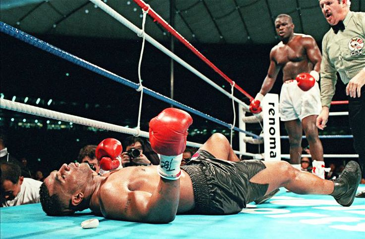 On This Day: Down Goes Tyson! http://www.boxingnewsonline.net/on-this-day-down-goes-tyson-buster-douglas-stuns-mike-tyson/ #boxing