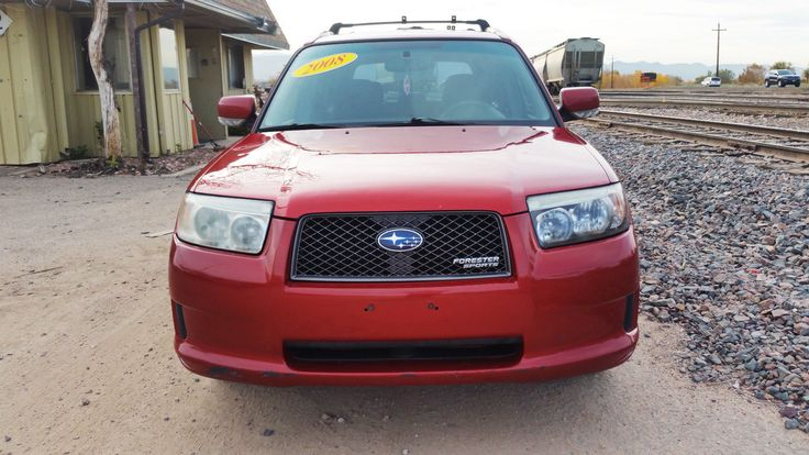 nice Awesome 2008 Subaru Forester SUV 4-Door 2.5 AWD Racing Pedals Great In Snow Purchase This Subaru and Get a Bonus 2 Nights in Denver with a Super Car Drive! 2018 Check more at http://24carshop.com/cars-gallery/awesome-2008-subaru-forester-suv-4-door-2-5-awd-racing-pedals-great-in-snow-purchase-this-subaru-and-get-a-bonus-2-nights-in-denver-with-a-super-car-drive-2018/