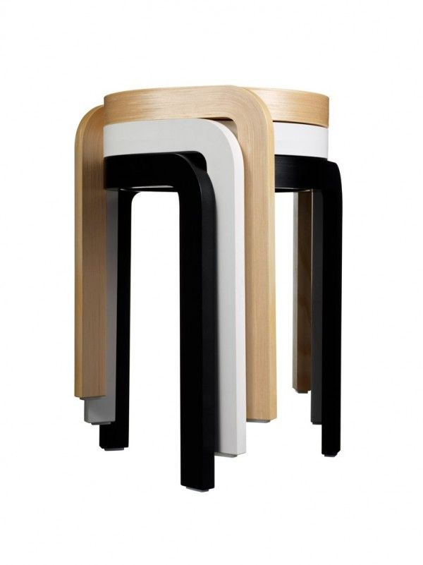 STAFFAN HOLM: SCANDINAVIAN FURNITURE - it's really elegant, but still not able to beat Aalto stool