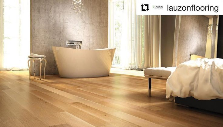 "Wishing families all the best getting their kiddos ready for school next week! We are closed today and Monday. ・・・ It's ""Back to School"" season and with all that needs to get done, all we can think is the next time we'll be able to relax in a gorgeous bedroom like this one! (Repost @lauzonflooring ) [Featured: Natural quarter saw White Oak hardwood x Hamptons Series.]"