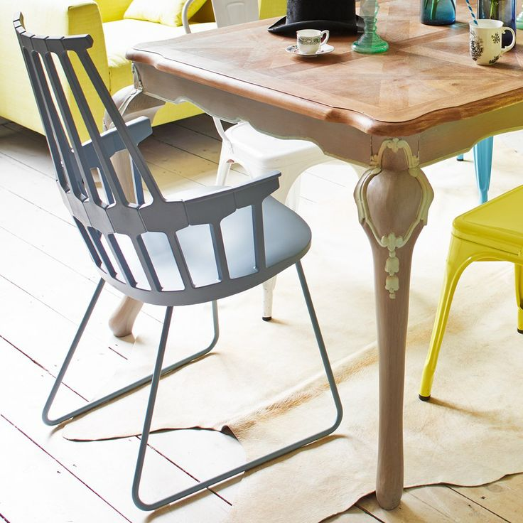 Chair option four - Kartell Sled Chairs  sc 1 st  Pinterest & 40 best Comback images on Pinterest | Chair Patricia urquiola and ...