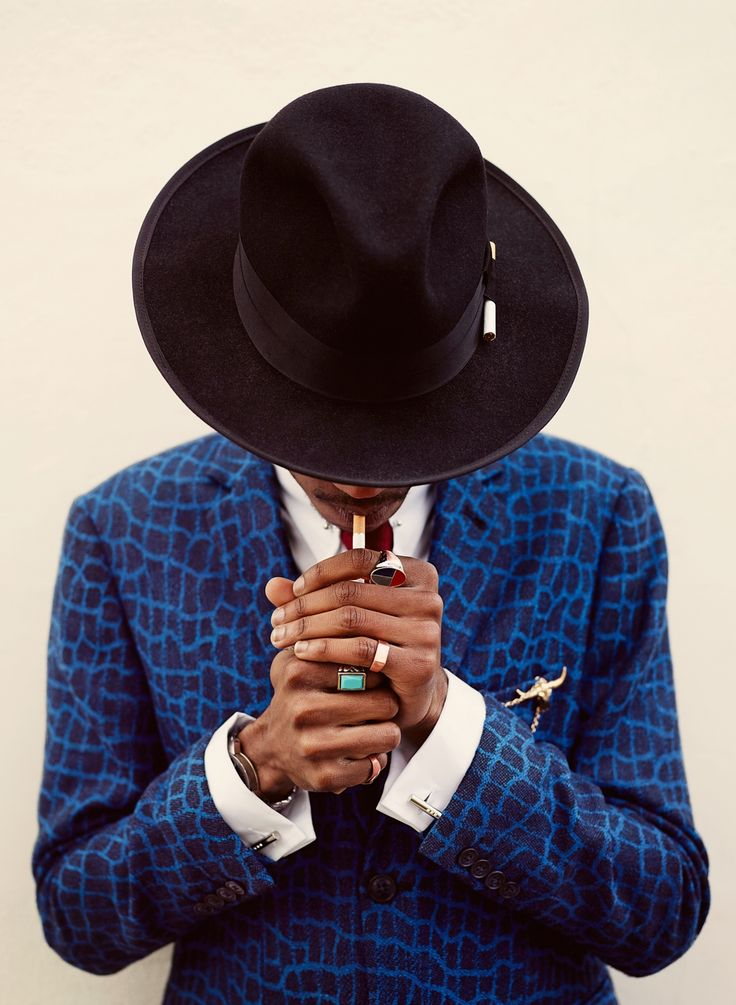 The rudeboy might have evolved over time but the staples are the same: nicely buffed footwear, pork-pie hats, cropped trousers and sharp suits