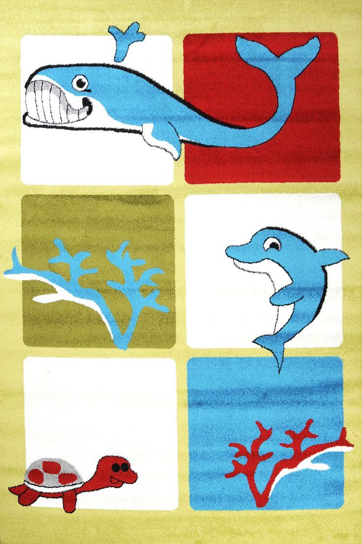 25 besten Teppiche fürs bunte Kinderzimmer Bilder auf Pinterest ...