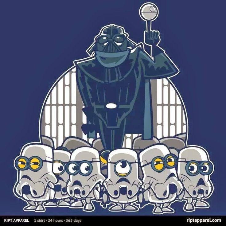 Star Wars Minions.