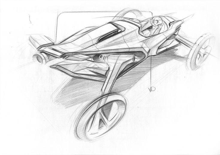 pencil sketch CarDesign Display: best work portfolio and offline - Cardesign.ru - The main resource of the vehicle design. Design cars. Portfolio. Photos. Projects. Design forum.