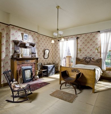 Vintage Victorian Style Bedroom Wrens Nest