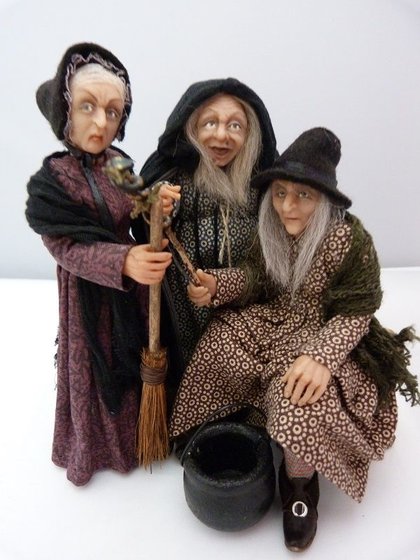 The Pendle Hill witches