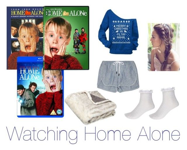 Watching Home Alone All Alone By Promiseil Liked On