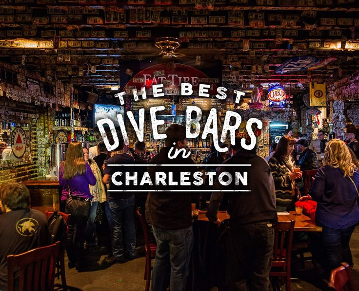The Best Dive Bars in Charleston