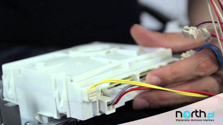 Film instruktażowy pokazujący jak wymienić moduł sterujący w zmywarce. Aby dokonać takiej naprawy, potrzebne będą następujące narzędzia: śrubokręt z końcówką TORX T15, śrubokręt z płaską końcówką. Moduły sterujące do zmywarek - http://north.pl/czesci-agd/czesci-do-zmywarek/moduly-elektroniczne-do-zmywarek,g42810.html Części do zmywarek - http://north.pl/czesci-agd/czesci-do-zmywarek,g1173.html Nasz sklep - http://north.pl