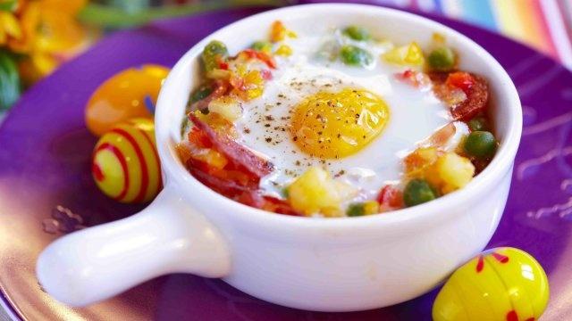 Jajka po hiszpańsku