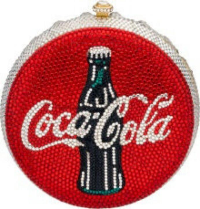 Coca-Cola Clutch