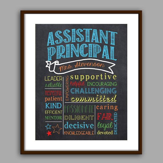 Hey, I found this really awesome Etsy listing at https://www.etsy.com/listing/467100827/assistant-principal-gift-principal