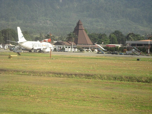 Sentani Airport Jayapura, Papua province, Indonesia