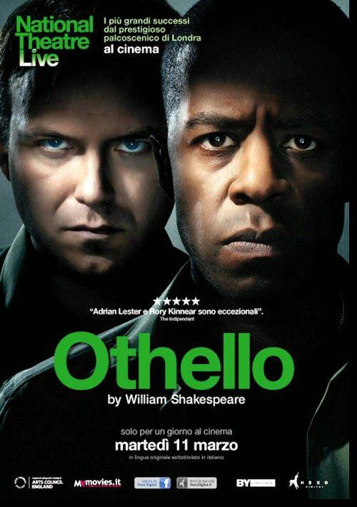 cover maniak!: National Theatre Live - Othello (2014)