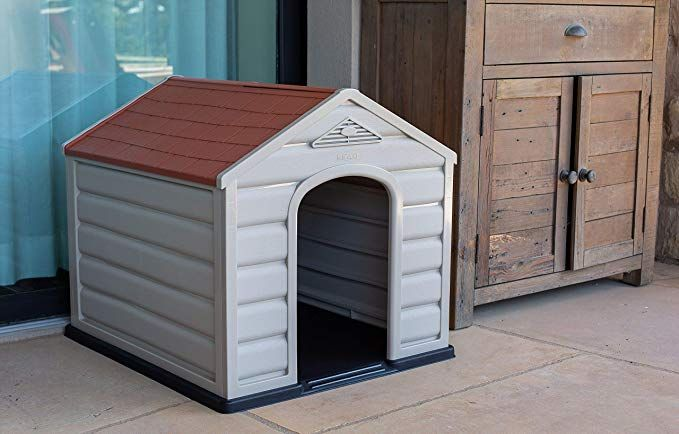 Internet S Best Outdoor Dog House Comfortable Cool Shelter