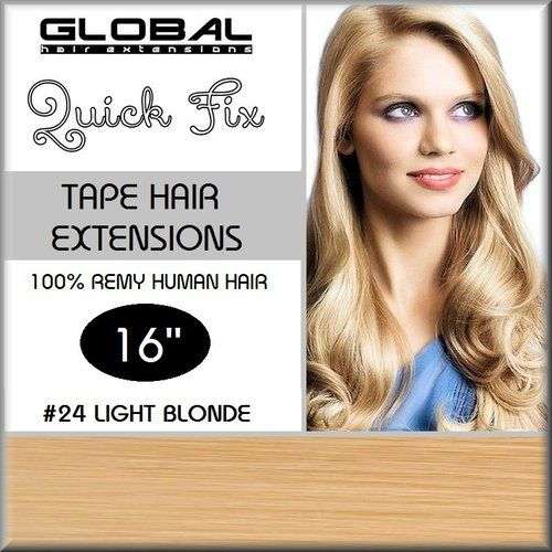 16 Indian Remy Tape Hair Extensions