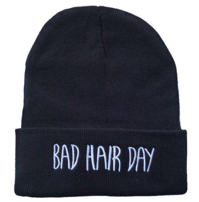 POR ENCOMENDA - Touca Bad Hair Day