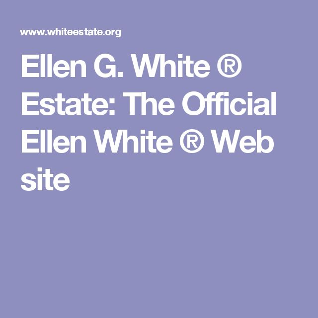 ellen g whites the tabernacle and its services essay For more information about the author, publishers, or how you can support this service, please contact the ellen g white estate: (email address) we are thankful for your interest and feedback and wish you god's blessing as you read.