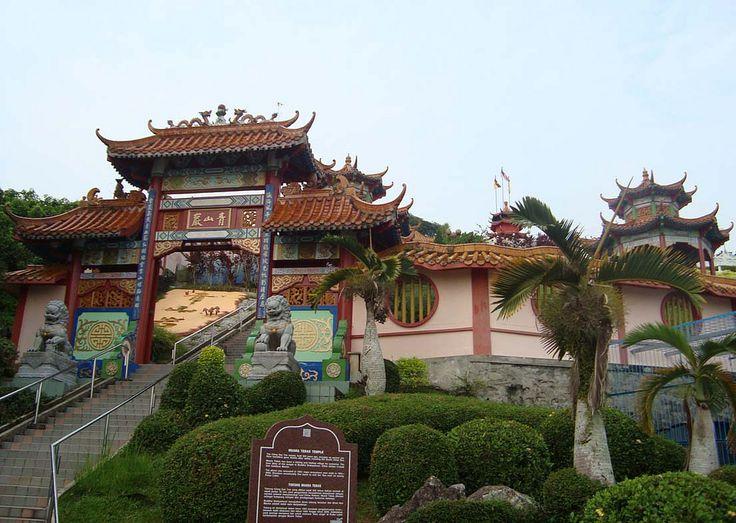 https://flic.kr/p/aqapaN | Muara Tebas Temple Sarawak