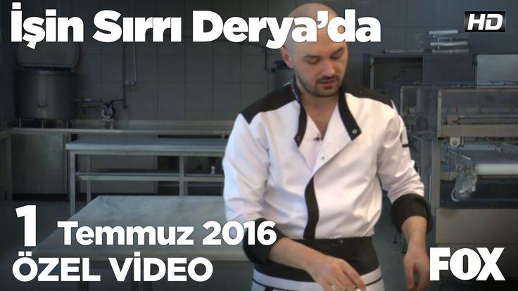 Fatih Güllüoğlu'ndan nefis Şöbiyet tarifi...İşin Sırrı Derya'da 1 Temmuz 2016 - YouTube