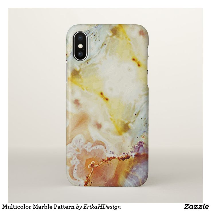 Multicolor Marble Pattern