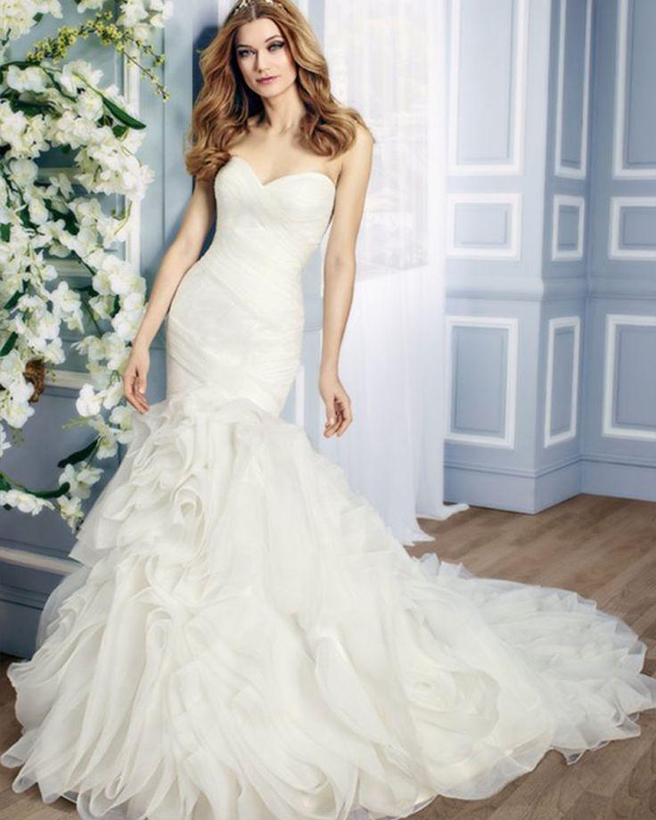Sexy Mermaid Wedding Dresses 2017 Turkey Sweetheart Bride Wedding Dress Long Bridal Wedding Gowns robe de mariage