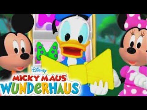 Micky Maus Wunderhaus Deutsch Neue Folgen TEIL 16 - Deutsch Cartoons Gan...