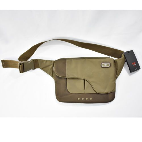 TUMI T-Tech Flow Collection The Sheriff Fanny Pack Travel Bag Luggage NWT