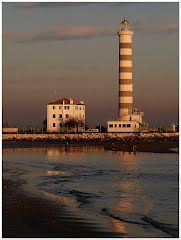 Cavallino-Treporti VE, Italy. Lighthouse.  Panoramio - Photo of Faro
