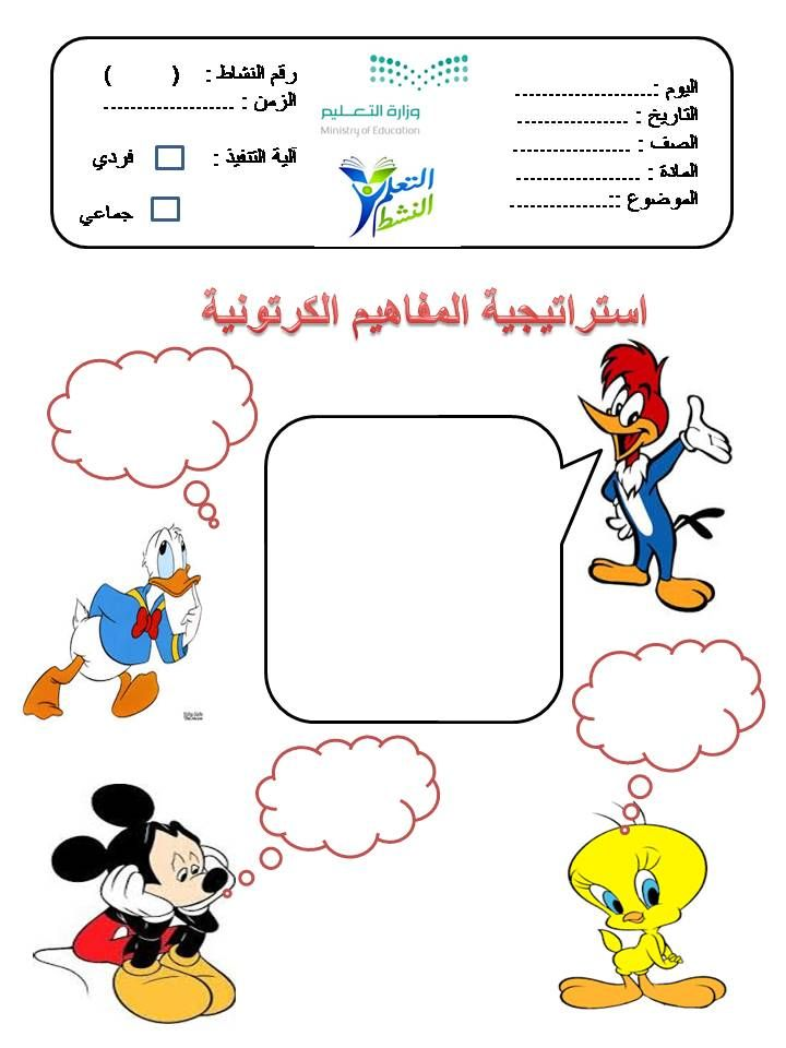 بالصور حمل 20 استراتيجية من استراتيجيات التعلم النشط جاهزة للطباعة ملف باور بوينت Active Learning Strategies Learn Arabic Online Learning Arabic