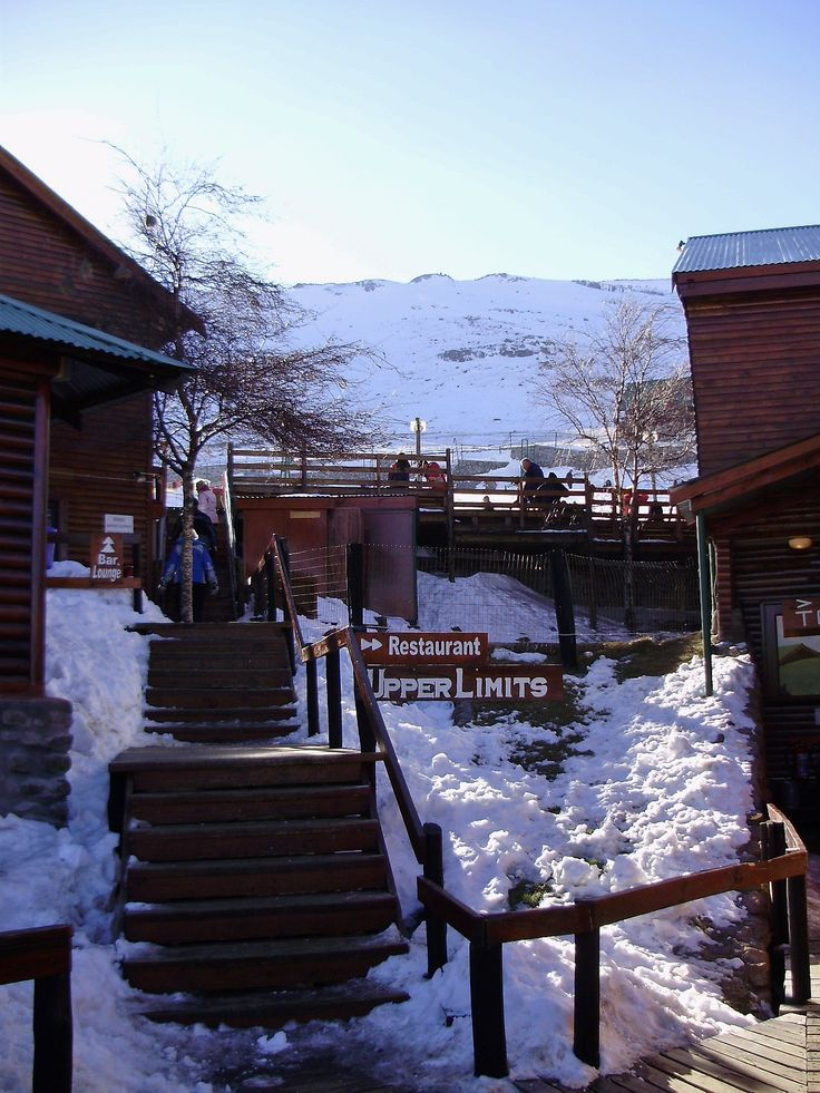 Tiffendell Ski Resort in the Eastern Cape