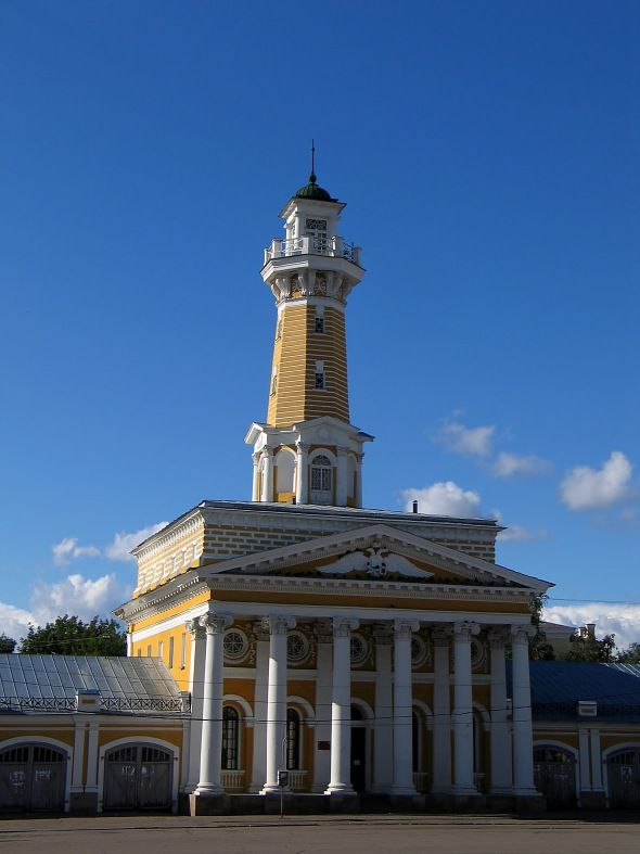 Kostroma, Russia picture.