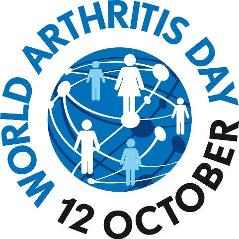October 12th is World Arthritis Day. Go to http://healthaware.org/2012/09/30/october-2012-healthaware-days-and-week-events/ for links to more information.*