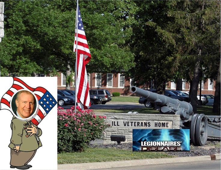 State-run veterans' home where 13 veterans died over three years from a deadly Legionnaires' outbreak.   https://rosecoveredglasses.wordpress.com/2018/01/06/illinois-governor-takes-up-residence-in-veterans-home/