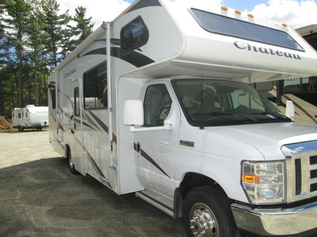 Used 2011 Four Winds RV Chateau 28A Motor Home Class C at Campers Inn | Union, CT | #19011A