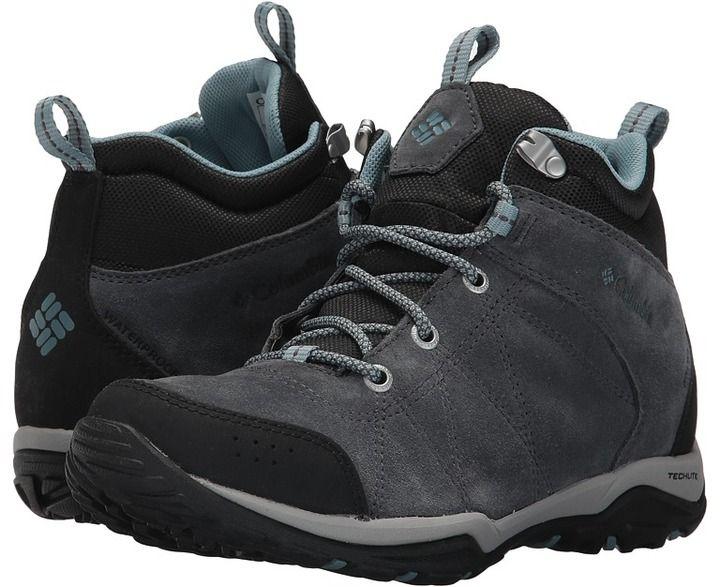 Columbia - Fire Venture Mid Waterproof Women's Waterproof Boots http://shopstyle.it/l/dgHG