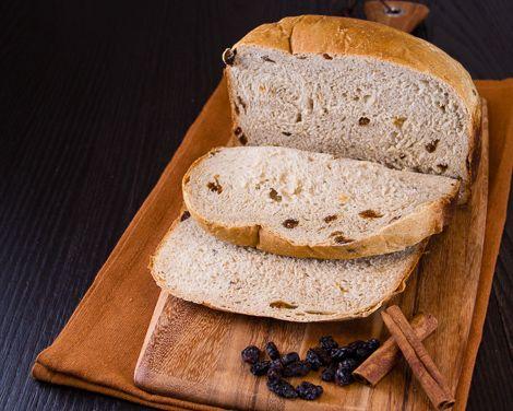 Hamilton Beach Bread Maker Recipes  Cinnamon Raisin Bread for 1.5-lb. Loaf Bread Maker